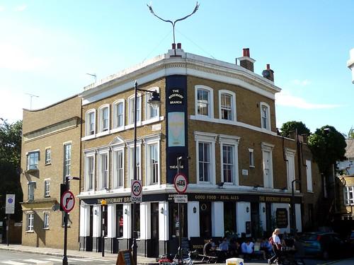 bares en Londres