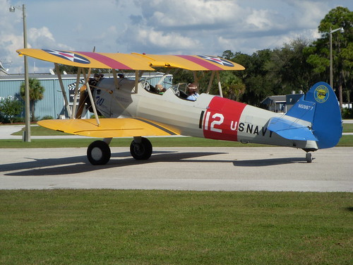 1941 Stearman Trainer