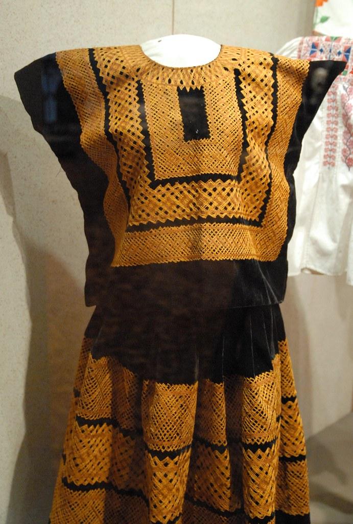 Istmo de tehuantepec embroidery