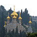 Mount of Olives - Russian Orthodox Church of Mary Magdalene