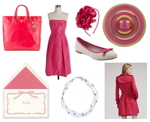 Tuesday Trends: Magenta