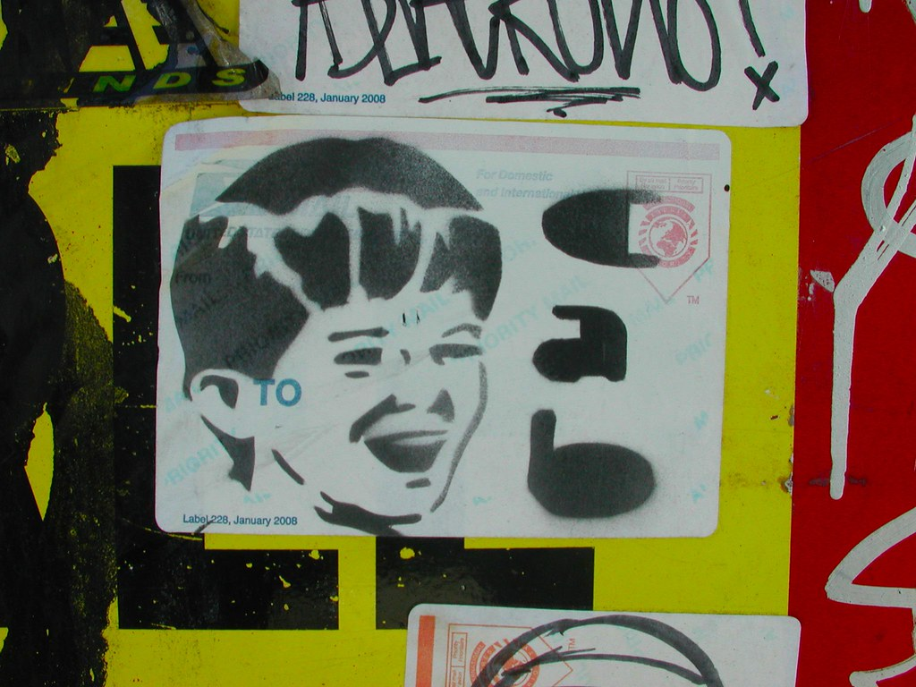 CAB, San Francisco, Graffiti, Street Art