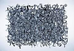 merrill Shatzman Calligraffiti #4