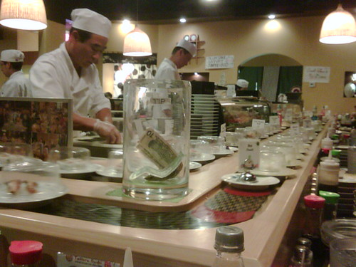 Teharu Sushi, Tempe AZ USA