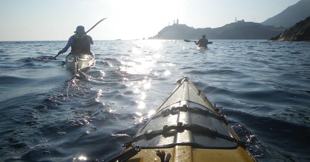 Cabo de Gata en kayak 504