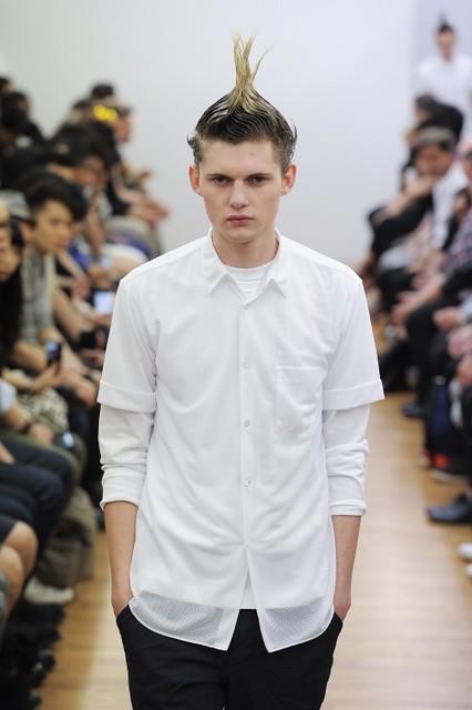 Matteo Haitzmann3028_SS11_Paris_Comme des Garcons Shirt(fmag)