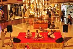 Diwali @CityWalk Delhi (denharsh) Tags: diwali saket newdelhi deepawali citywalk harshagrawal nikond5000shots