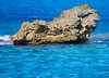 scoglio - rock (kikkedikikka) Tags: sea italy sun rock san italia mare flag lo solo sicily capo sicilia trapani vito bandiera macari scoglio rgspaesaggio rgscastelli rgsnatura rgsscorci