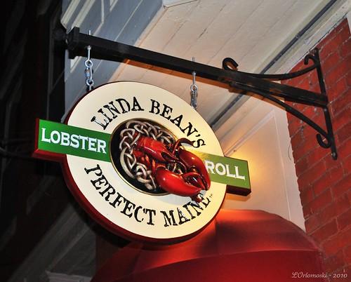 Linda Bean's in Camden