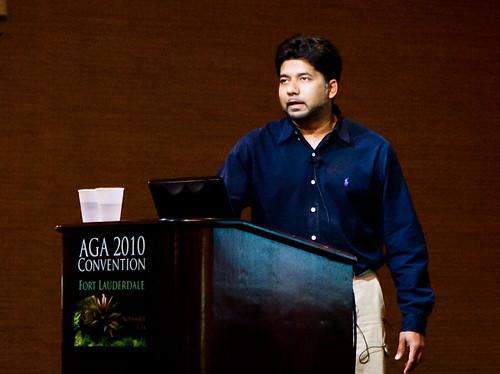 AGA 2010: Ghazanfar Ghori