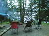 Campfire at Cultus