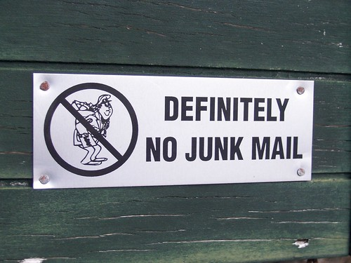 To Do: Get Rid of Junk Mail - Nature Moms Blog » Nature Moms