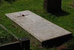 grave of c.s. lewis