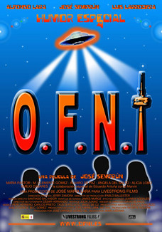 Cartel película OFNI