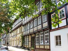 Helmstedt Fachwerkhaeuser am Holzberg (TheTimes) Tags: houses timbered fachwerkhaus fachwerkhäuser helmstedt holzberg