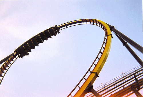 Mantis roller coaster Cedar Point in