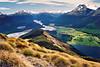 Isengard (Daniel Murray (southnz)) Tags: newzealand mountain lake river landscape nationalpark scenery paradise lotr nz southisland alfred lordoftherings tussock sylvan middleearth diamondlake earnslaw glenorchy mountaspiring dartriver naturesfinest mtaspiring orthanc isengard mountalfred specland mtalfred southnz eos50escanfromprint gapofrohan nz101glenorchyanddartriver