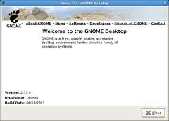 GNOME 2.19.4