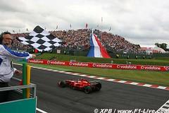 GP Francia - Raikkonen gana