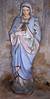 A kripta őrzője / The Guardian of the Crypt (ssshiny) Tags: church statue temple hungary virginmary crypt szobor templom magyarország kripta keresztény fót szűzmária