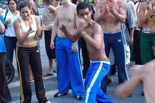 Union Square Capoeira 4