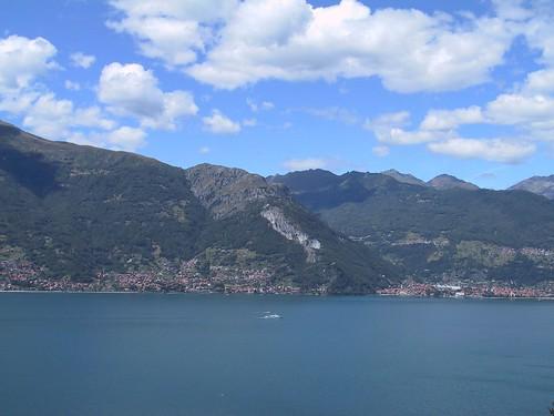 Lago di Como - Vista da Dorio