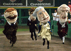 The Presidents Race
