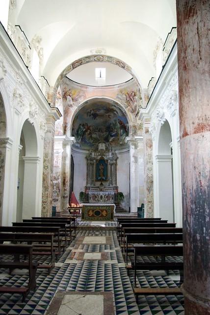 Lipari - Chiesa Madonna delle Grazie