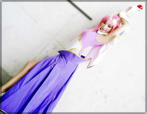 Mobile Suit Gundam SEED Meer Campbell Cosplay