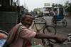 Rickshaw wallah (diurnal) Tags: india westbengal memari