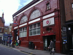 Picture of Hampstead Station