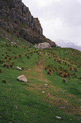 Edoras (KiwiHugger) Tags: newzealand gandalf lordoftherings rohan edoras theoden mountsunday goldenhallofmeduseld