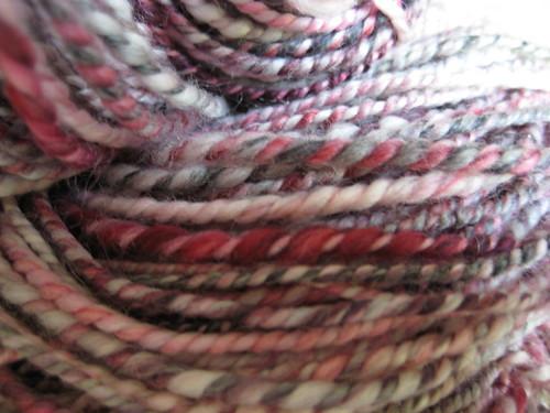 Hand-spun Yarn