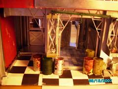 Factory interior 002 (thegamemaster) Tags: terrain warmachine