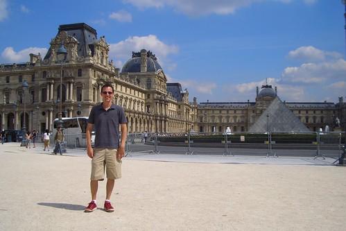 Le Louvre et moi