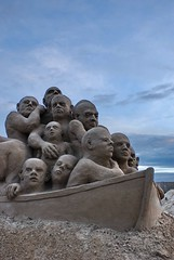 (rohaberl) Tags: art boats sandsculpture sandsation littlestories picswithsoul rickspixtop50