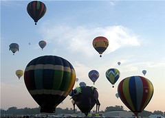 35th Annual Adirondack Balloon Festival 2007 (Heartlover1717) Tags: balloons hotairballoon hotairballoons adirondack glensfalls queensburyny adirondackballoonfestival warrencountydpw 35annualfestival floydbennettmemorialairport