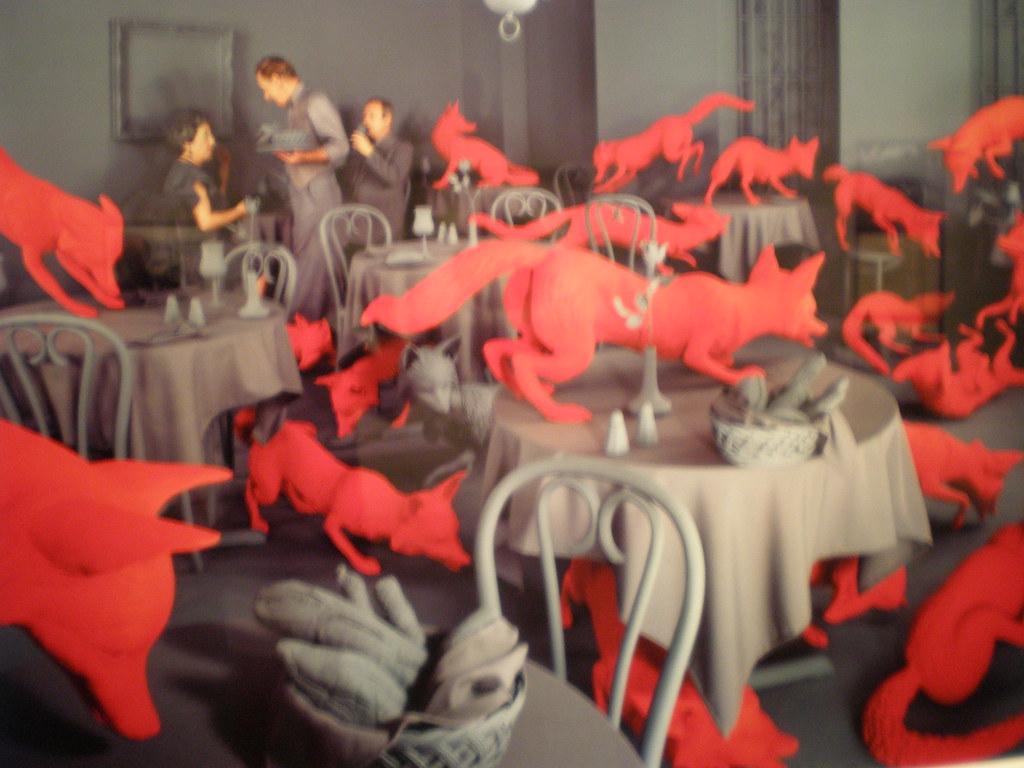 桑迪 斯科格兰德Sandy Skoglund(美国 1946)摄影作品集1 - 刘懿工作室 - 刘懿工作室 YI LIU STUDIO