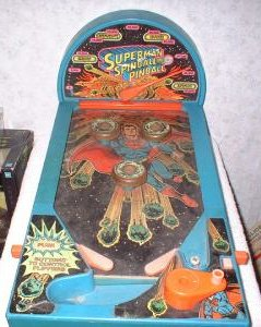 supermanpinball