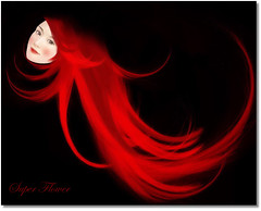 Lady in Red (Nourah.A.Edhbayah (Super Flower)) Tags: greatphotographers mywinners aplusphoto