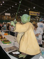 Yoda had people's choice for entire comp (dizemama) Tags: cakes competition ossas