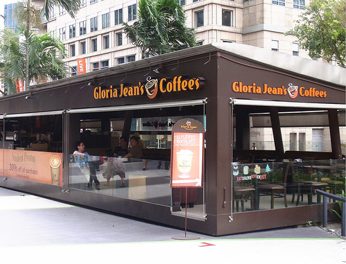 Gloria Jeans Coffees, Cineleisure
