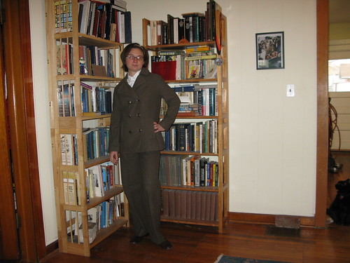 My first ever suit (made about 6-7 years ago)