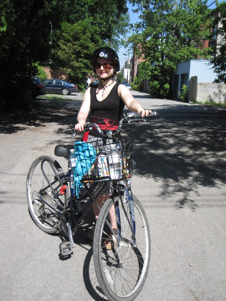 Trena, Cycle Chic