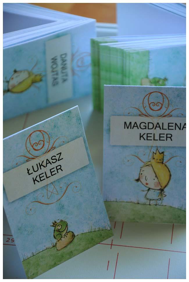 Magdalena & Łukasz – etykiety i winiety