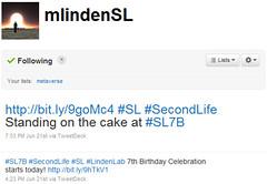 MLinden's Last Tweets