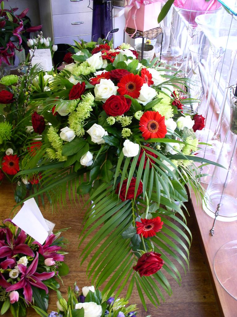 Funeral Flowers 108b © Zara Dalrymple 2009