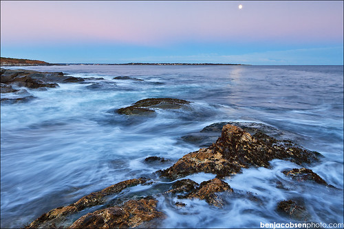 Beavertail Moonrise