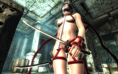 For more artwork from Oblivion or the Hentai Mania mod, visit The Fantasy ...