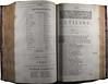 Double page opening of 'Catiline'.